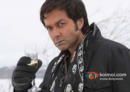 Bobby Deol in a still from Players