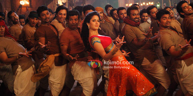 Katrina Kaif in stills from Chikni Chameli