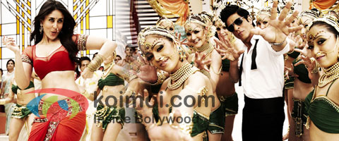 Chammak Challo song still from Ra.One