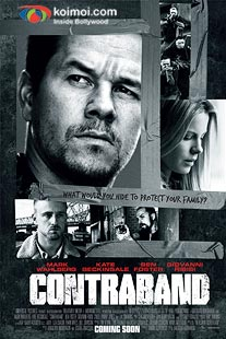 Contraband Review (Contraband Movie Poster)