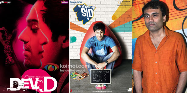 Dev D Poster, Wake Up Sid Poster & Amitabh Bhattacharya