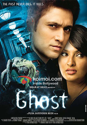 Film Poster Ghost