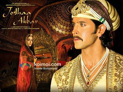 Film Poster of Jodhaa Akbar