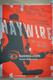 Haywire Movie Review (Movie Poster)