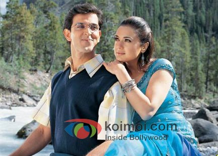 Hrithik Roshan in a still from Koi… Mil Gaya