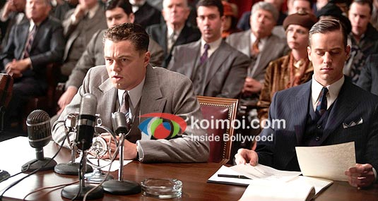 J.Edgar Review (J.Edgar Movie Stills)