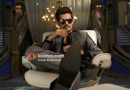 Neil Nitin Mukesh in a still from Players