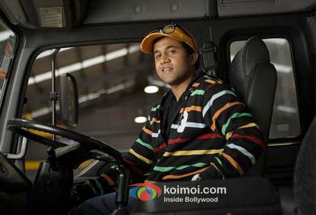 Omi Vaidya in a still from Players