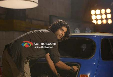 Sikander Kher in a still from Players