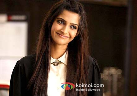 Sonam Kapoor in a still from Players