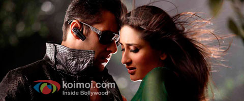 Teri Meri song still from Bodyguard