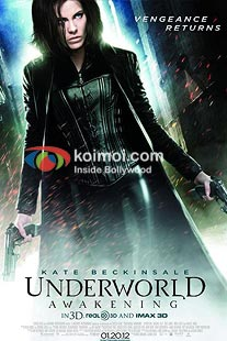 Underworld: Awakening Review (Underworld: Awakening Movie Poster)