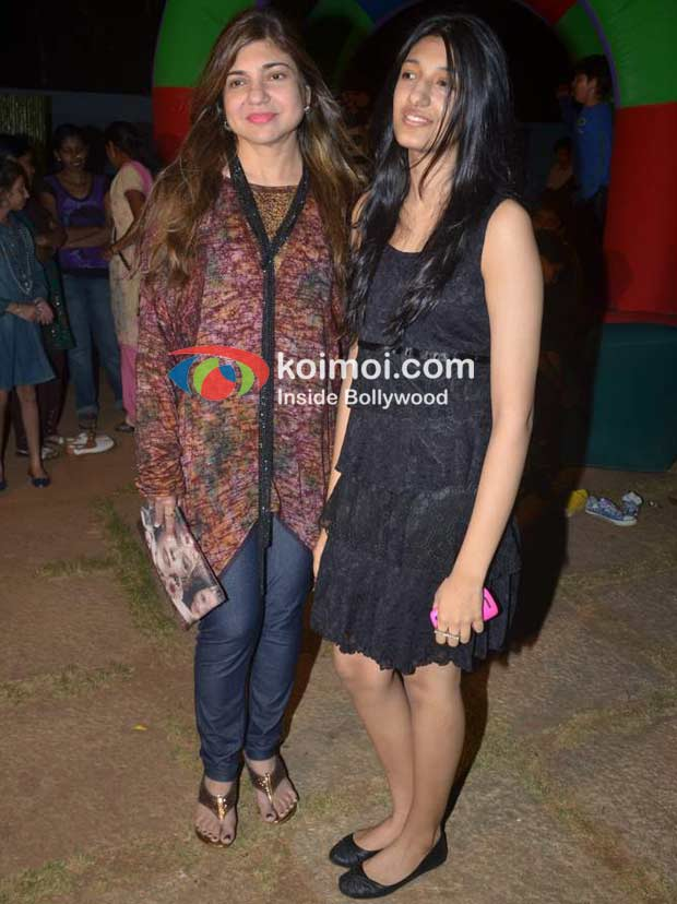Manoj Bajpai's Daughter's Birthday Party