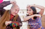 Anupam Kher, Kulraj Randhawa (Chaar Din Ki Chandni Movie Stills)