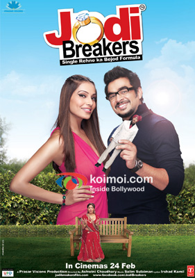 Bipasha Basu, R. Madhavan Jodi Breakers Movie Poster