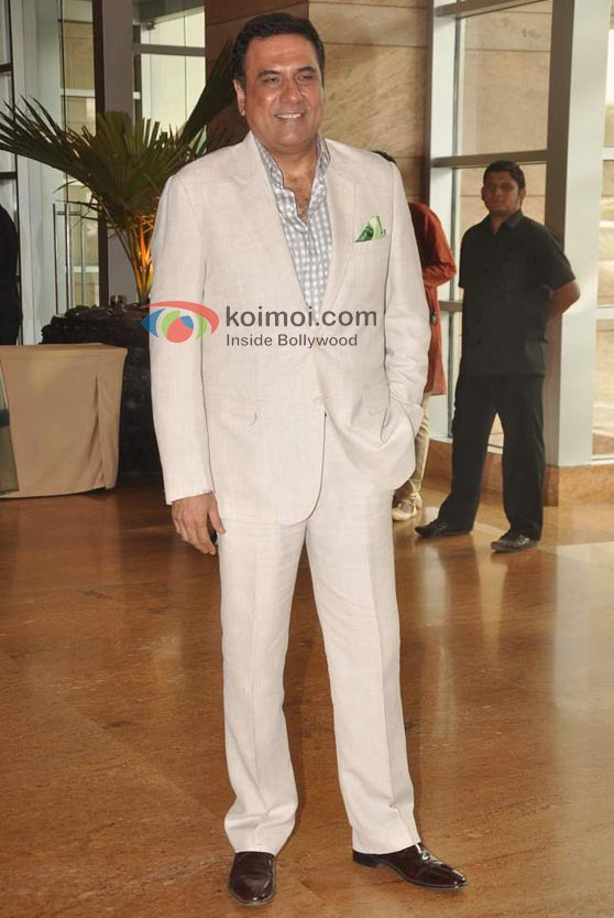 Boman Irani At Ritesh-Genelia Wedding