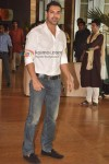 John Abraham At Ritesh-Genelia Wedding