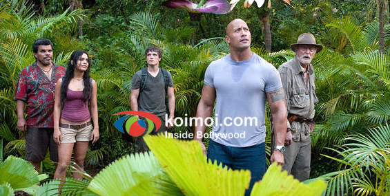 Journey 2: The Mysterious Island Review (Journey 2: The Mysterious Island Movie Stills)
