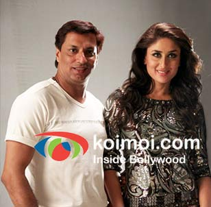 Madhur Bhandarkar And Kareena Kapoor In Movie  Heroine