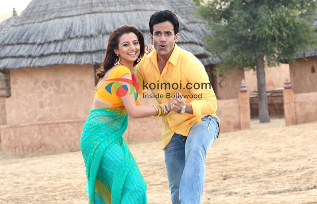 Tusshar Kapoor, Kulraj Randhawa (Chaar Din Ki Chandni Movie Stils)