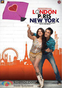 London Paris New York Preview (London Paris New York Movie Poster)