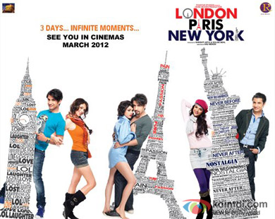 London Paris New York Movie Wallpaper