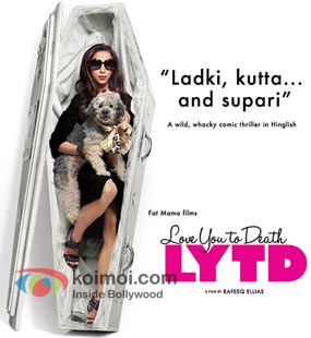 Love You To Death Movie Poster