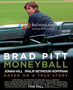 Moneyball Review (Moneyball Movie Poster)