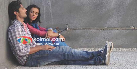Prateik And Amy Jackson Ekk Deewana Tha Movie Stills