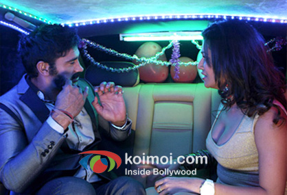 Valentine's Night Movie Stills