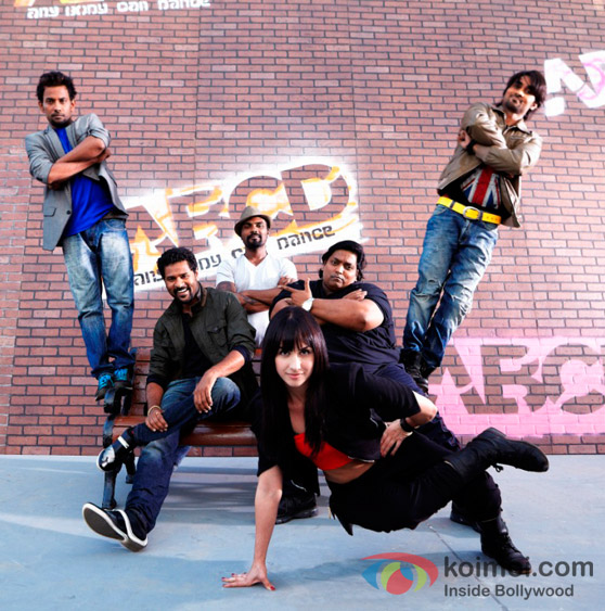ABCD: India's First 3D Dance Film Goes On Floors