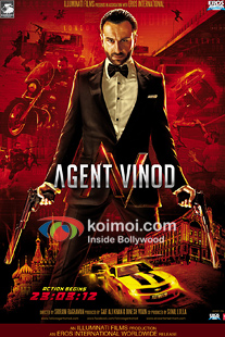 Agent Vinod Movie Review