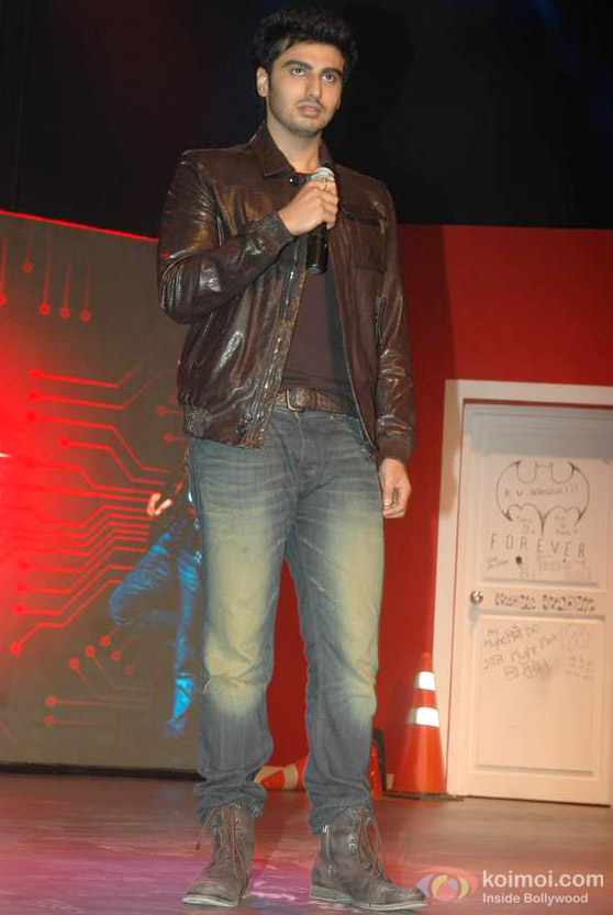 Arjun Kapoor At 'Y-Films' Studio Launch Event