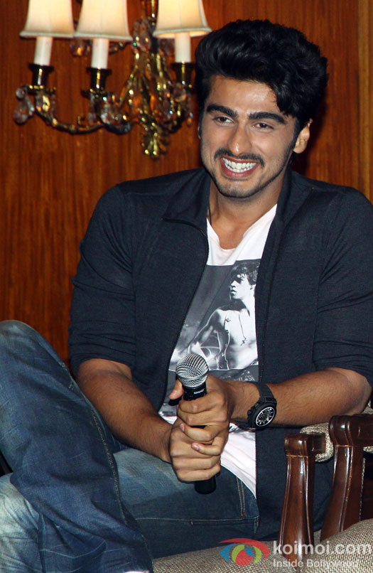 Arjun Kapoor at Gunday Press Meet