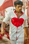 Arjun Kapoor dressed in a cheesy costume for a song sequence