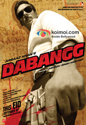 Dabanng Movie Poster