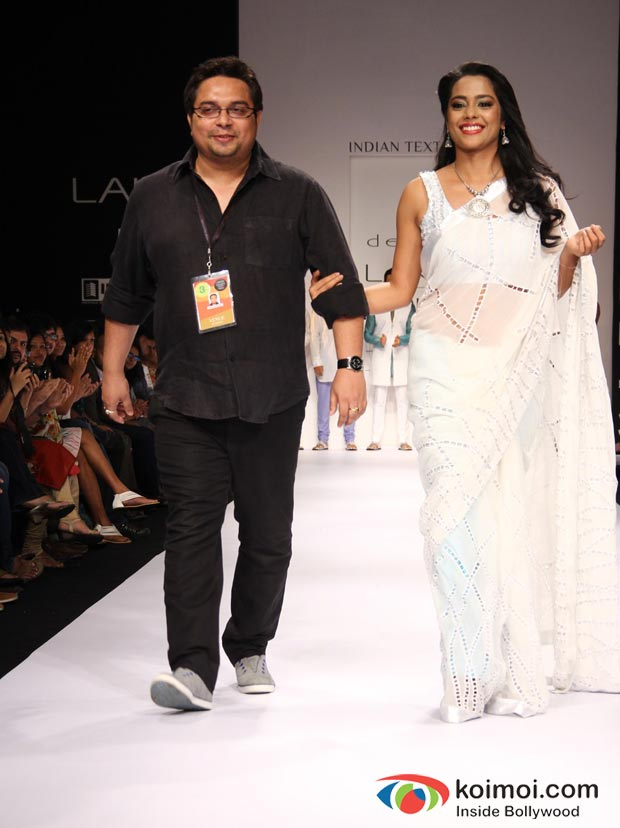 Shahana Goswami Walks The Ramp