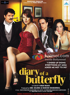 Diary Of A Butterfly Review (Diary Of A Butterfly Movie Poster)