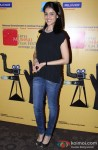 Genelia D'souza at the premiere of film Balak Palak