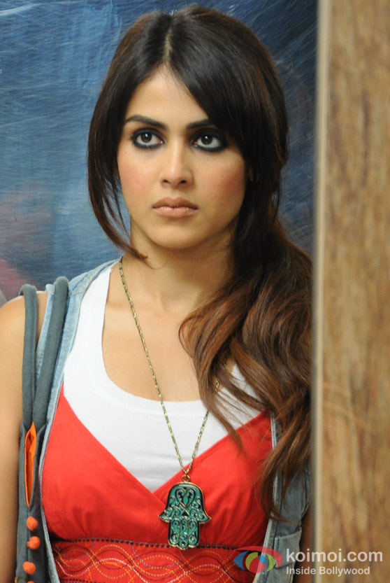 Genelia and John in Force Movie Genelia : Bollywood Actress Pictures of genelia in force