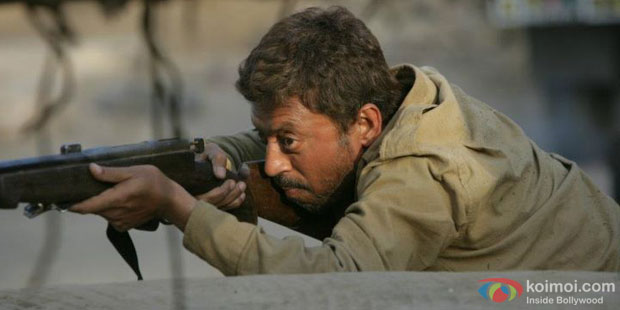 Irrfan Khan in Paan Singh Tomar Movie