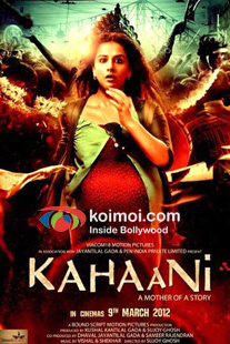 Kahaani Review (Kahaani Movie Poster)