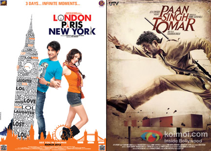 London Paris New York Poster, Paan Singh Tomar Poster