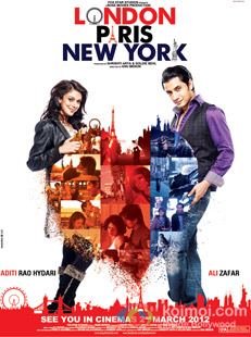 London Paris New York Review (London Paris New York Movie Poster)