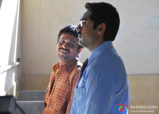 Emraan Hashmi, Abhay Deol (Shanghai Movie Stills)