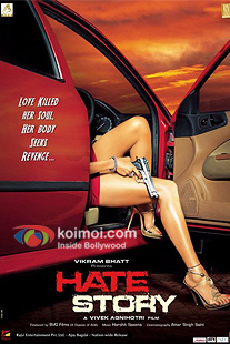 Hate Story Movie Review (Movie Poster)