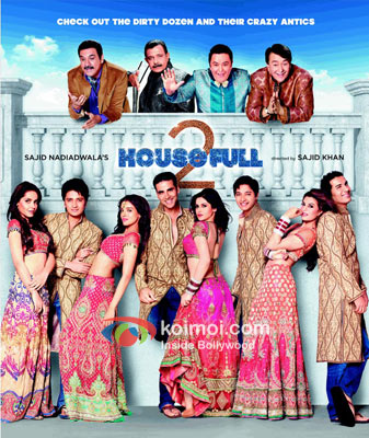 Housefull 2 Movie Preview