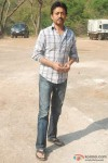 Irrfan Khan On The Sets Of 'Pranam Walekum' Movie