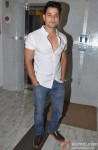 Kunal Khemu during the launch of Sophie Chaudhary's new music album