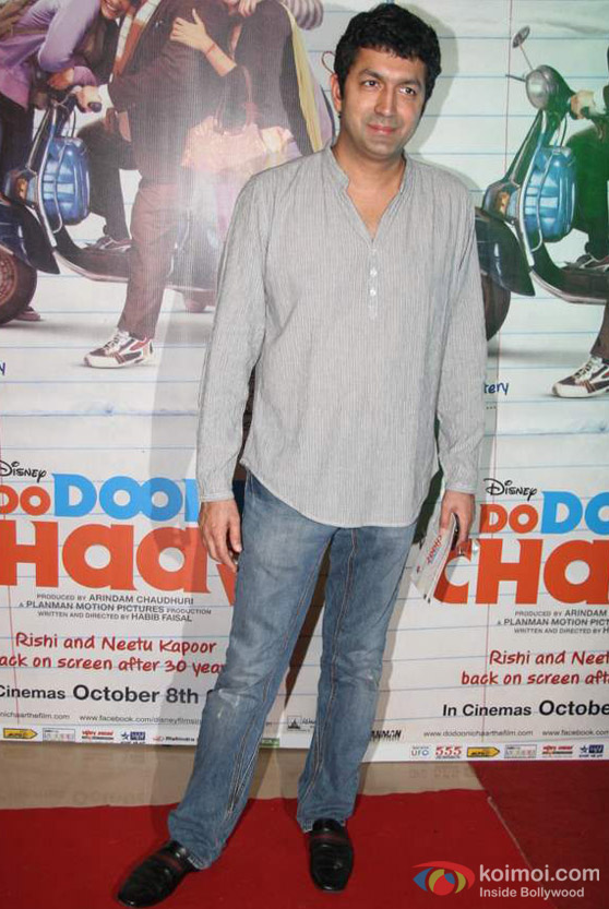 Kunal Kohli At 'Do Dooni Chaar' Movie Premiere